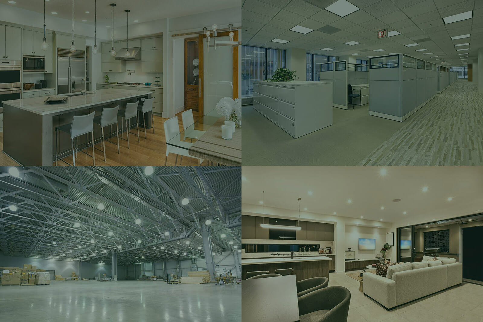 LED Lighting Solutions for your Home & Business